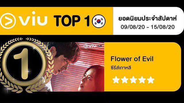 TOP 10 ซีรีส์ - วาไรตี้เกาหลี ผู้ชมสูงสุดผ่าน VIU ประจำ ...